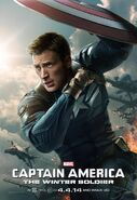 Captain America The Winter Soldier poster 008