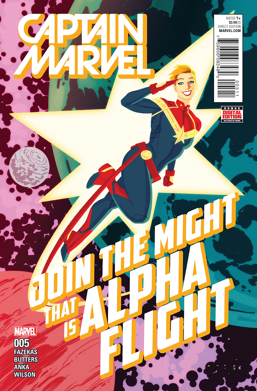 Captain Marvel Vol 9 5