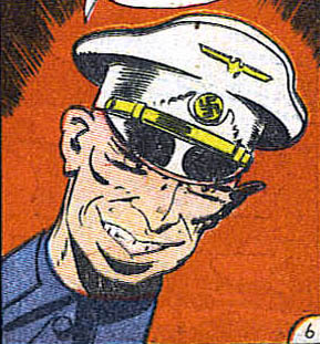 Captain Sturm (Earth-616)