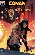 Conan Battle for the Serpent Crown Vol 1 2