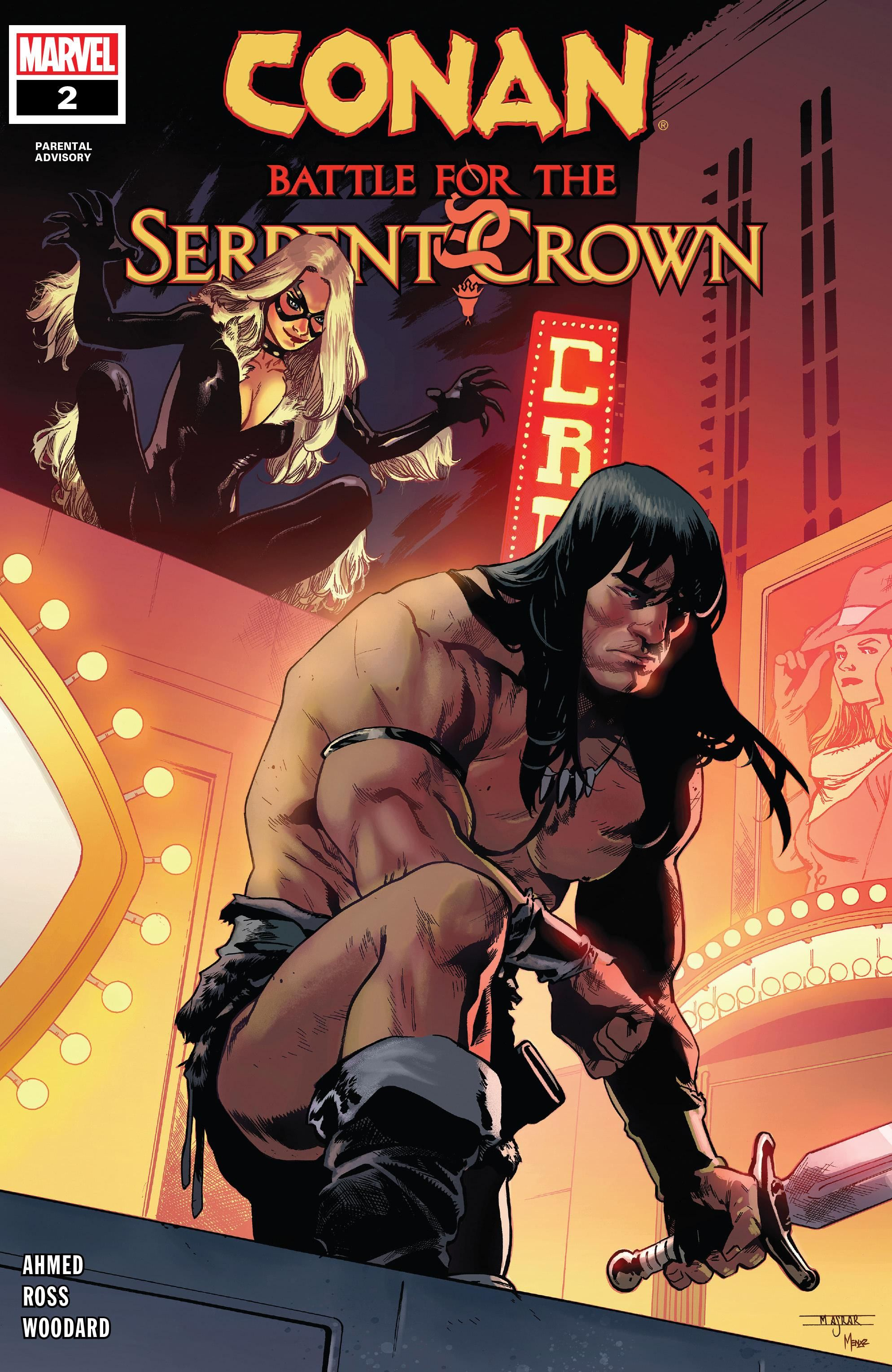 Conan: Battle for the Serpent Crown Vol 1 2