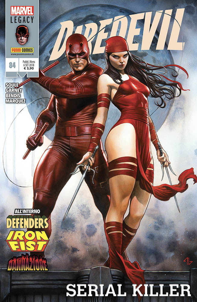 Daredevil (IT) Vol 1 84