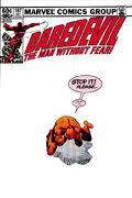 Daredevil Vol 1 187