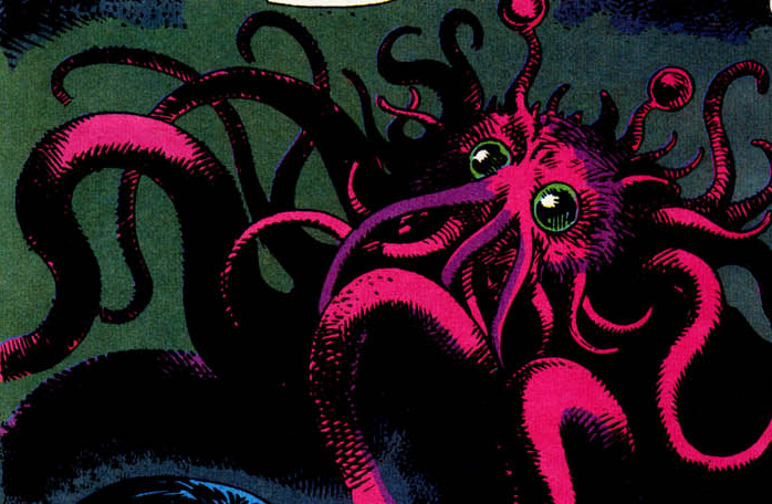 Demon of Dark Valley (Earth-616)