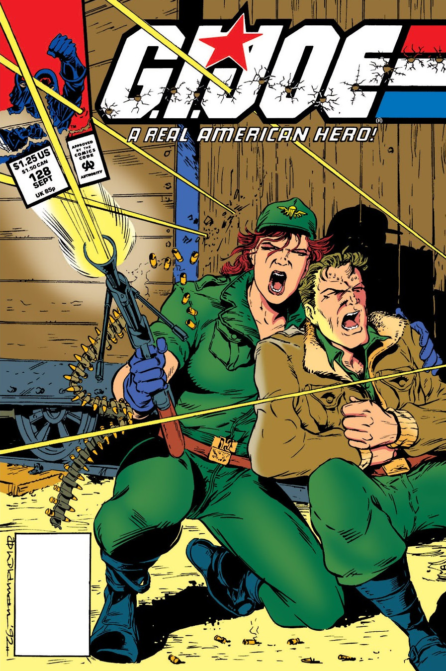 G.I. Joe: A Real American Hero Vol 1 128