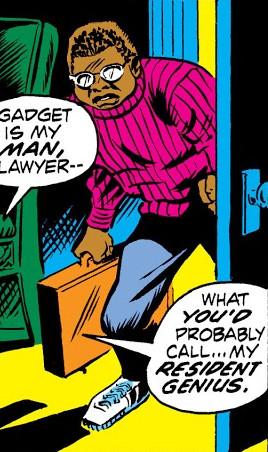 Gadget (Earth-616)/Gallery