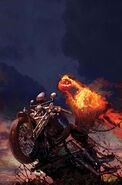 Ghost Rider Vol 6 8 Textless