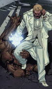 Gregory Stark (Earth-1610) and Nicholas Fury (Earth-1610) from Ultimate Avengers vs. New Ultimates Vol 1 5 001