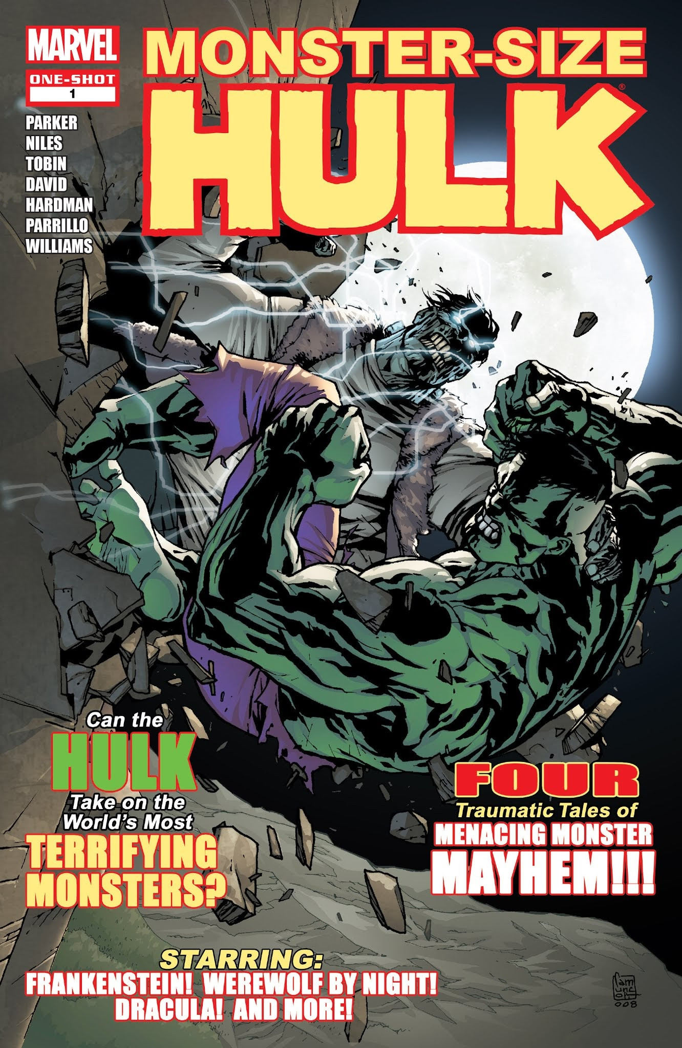 Hulk Monster-Size Special Vol 1