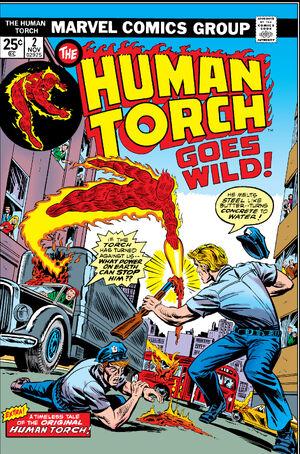 Human Torch Vol 2 2.jpg