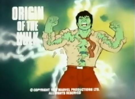 Incredible Hulk (1982 animated series) Season 1 3