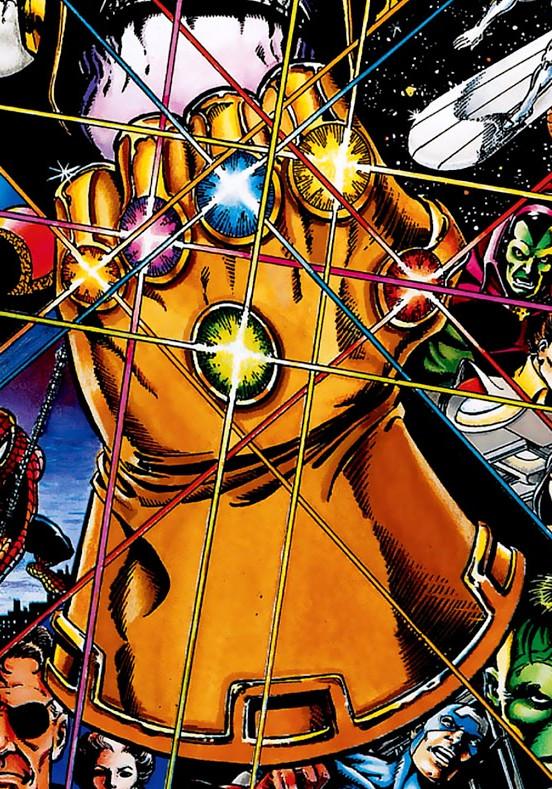 Infinity Gauntlet (Item)/Gallery