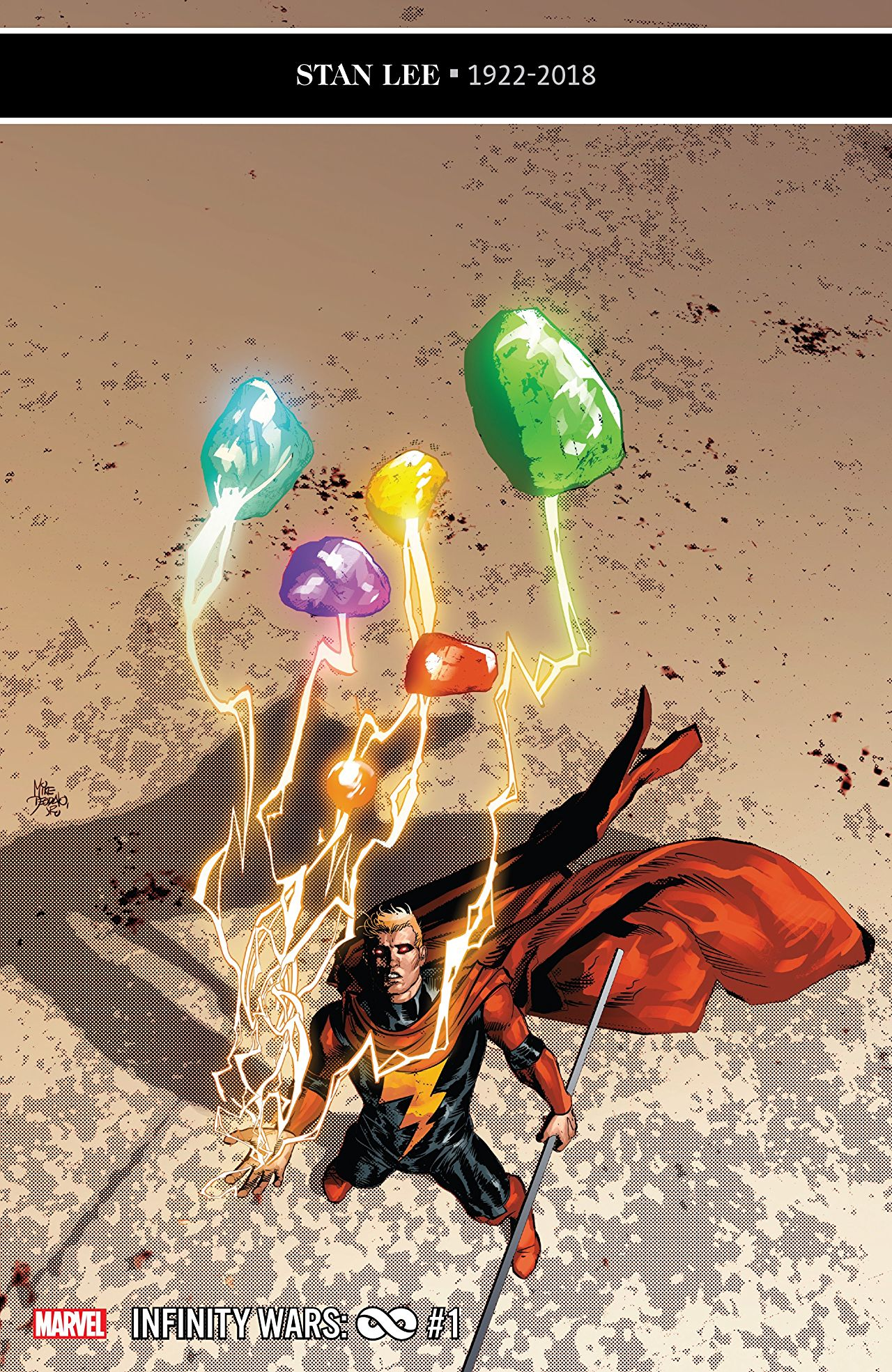Infinity Wars: Infinity Vol 1 1