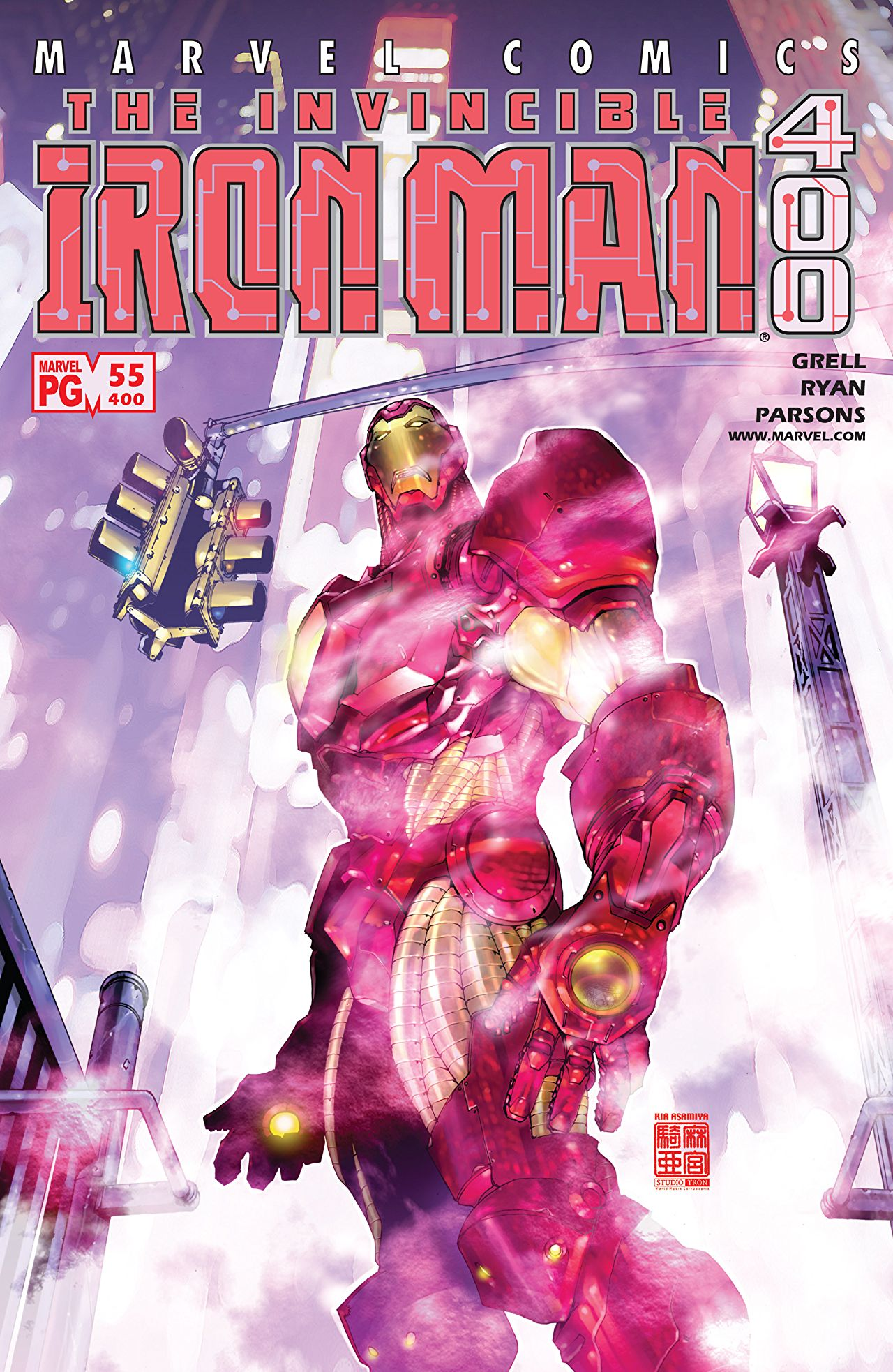 Iron Man Vol 3 55