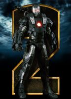 James Rhodes (Earth-199999) from Iron Man 2 (film) Poster 0001