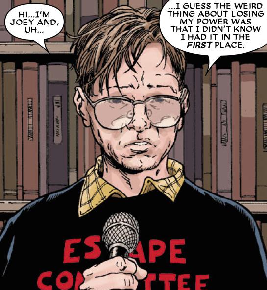 Joey V. (Earth-616)