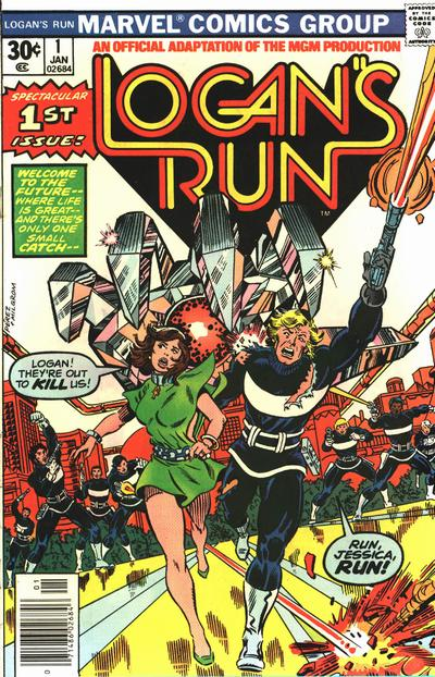 Logan's Run Vol 1 1