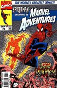 Marvel Adventures Vol 1 6