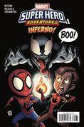 Marvel Super Hero Adventures Inferno Vol 1 1