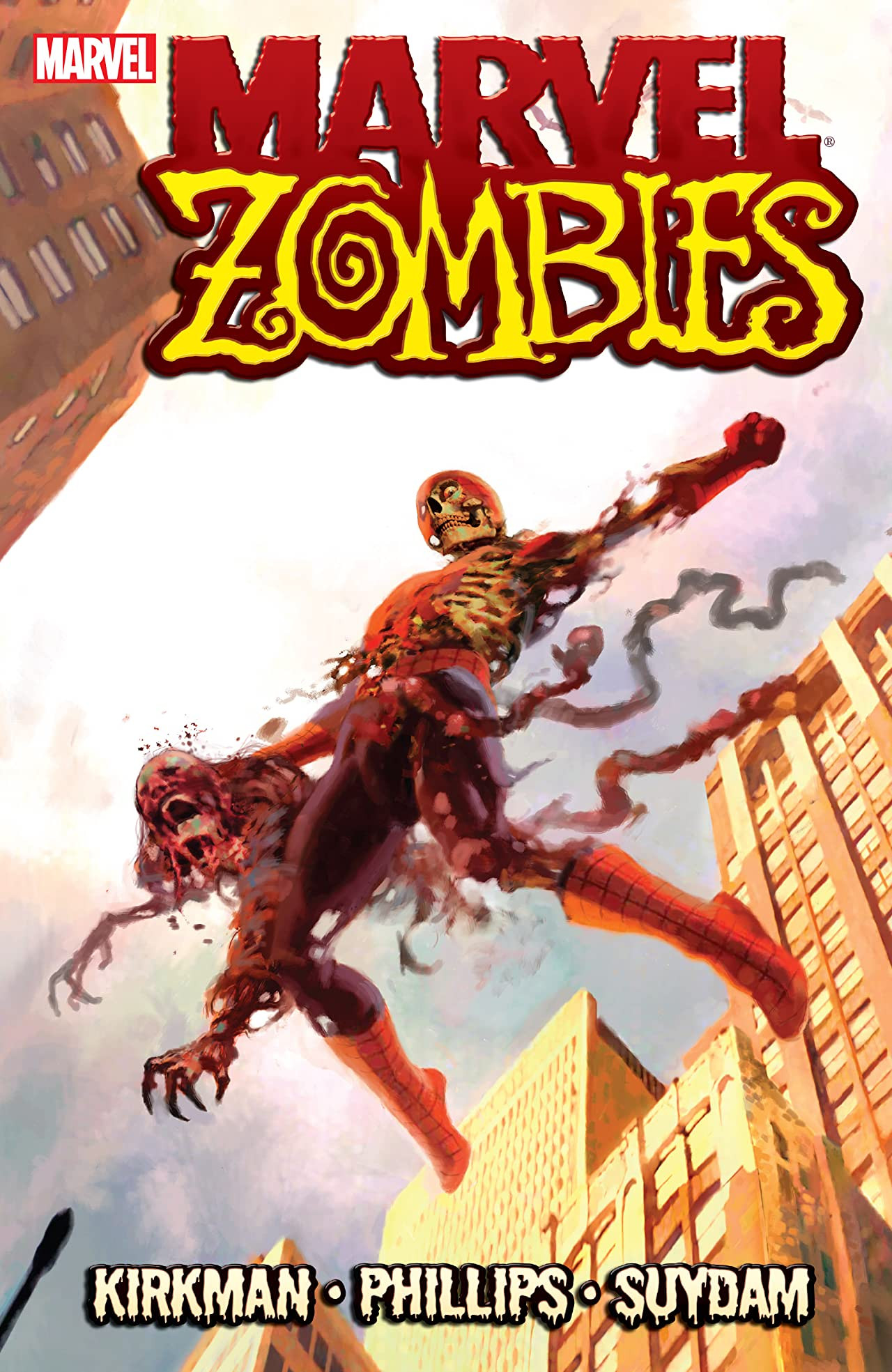 Marvel Zombies TPB Vol 1