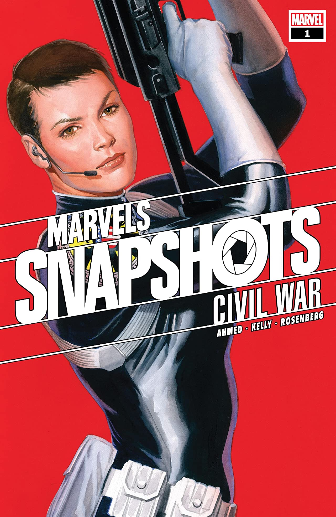 Marvels Snapshots: Civil War Vol 1 1