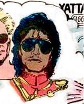 Michael Jackson (Earth-616)