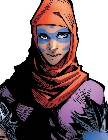 Mrs. Dawood (Earth-616)