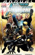 New Avengers Annual Vol 1 2