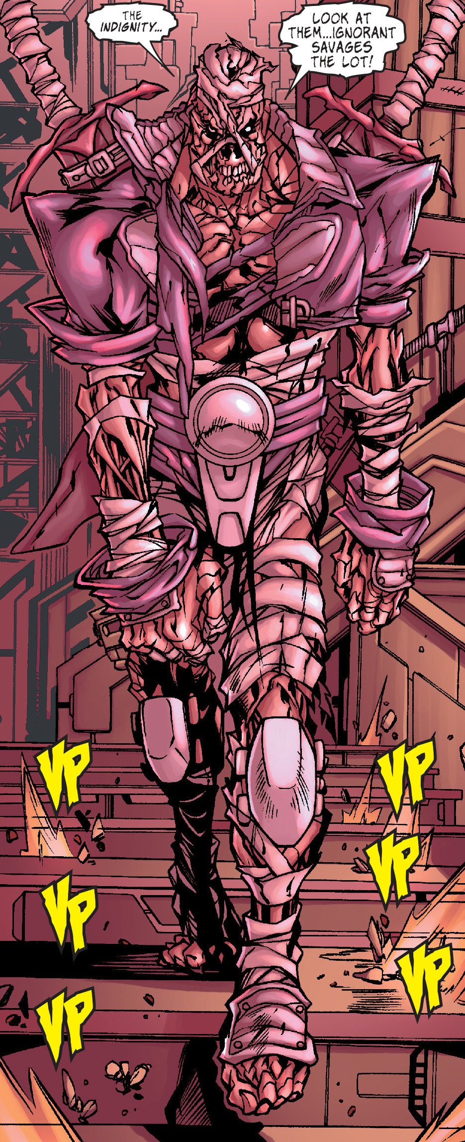 N'Kantu (Earth-616)