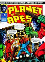 Planet of the Apes (UK) Vol 1 8