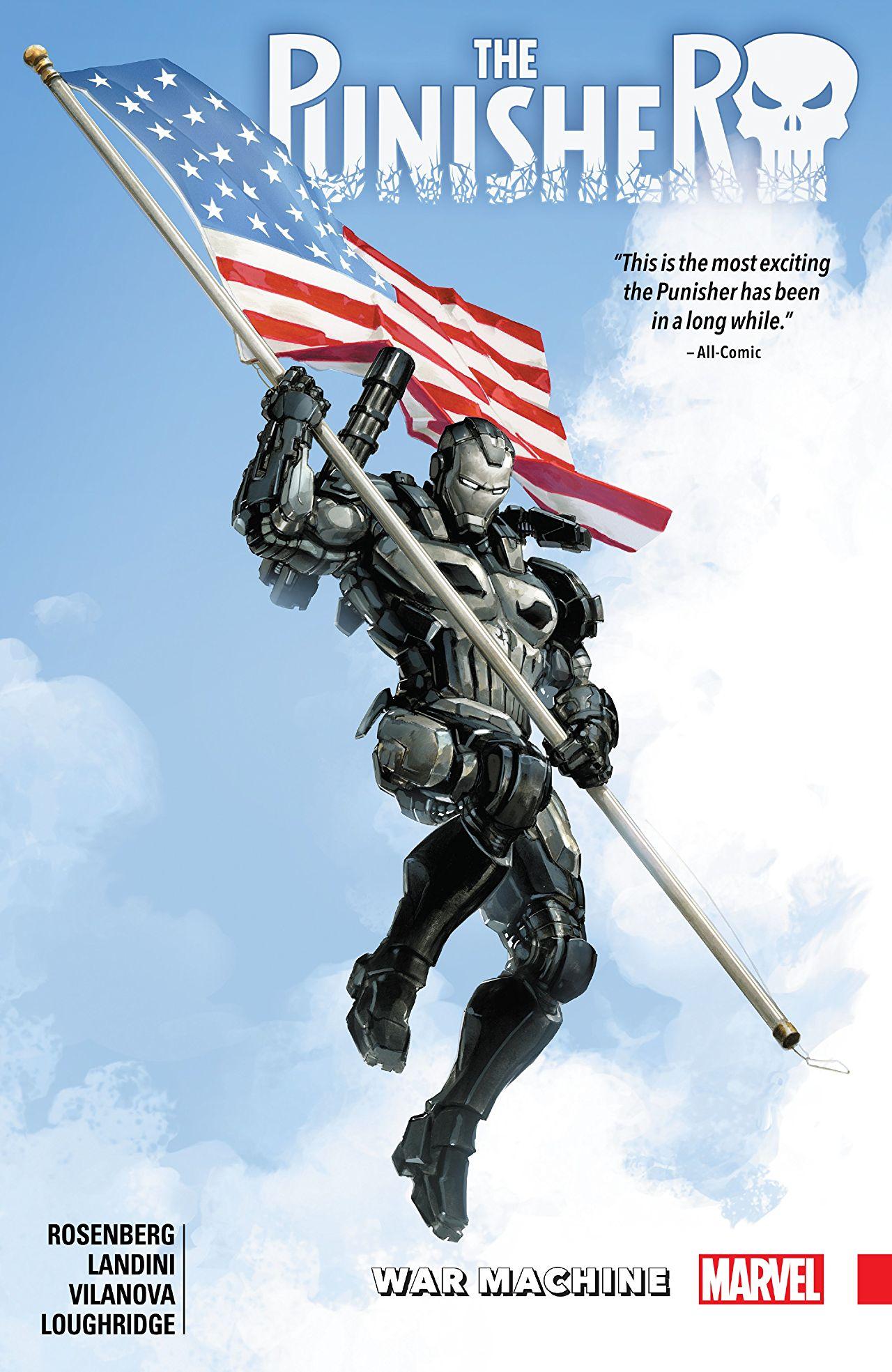 Punisher: War Machine Vol 1 2