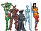 Remnants (Heroes Reborn) (Earth-616)
