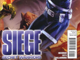 Siege: Secret Warriors Vol 1 1