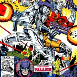 Silver Sable and the Wild Pack Vol 1 6