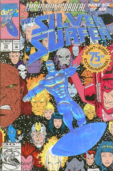 Silver Surfer Vol 3 75