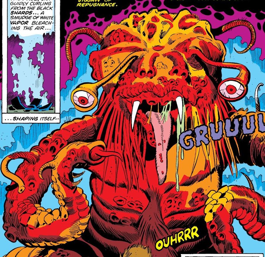 Soul-Beast (Earth-616)