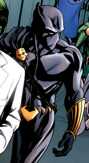 T'Challa (Earth-12245)