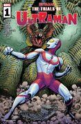 Trials of Ultraman Vol 1 1