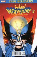 True Believers All-New Wolverine Vol 1 1