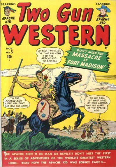 Two-Gun Western Vol 1 5