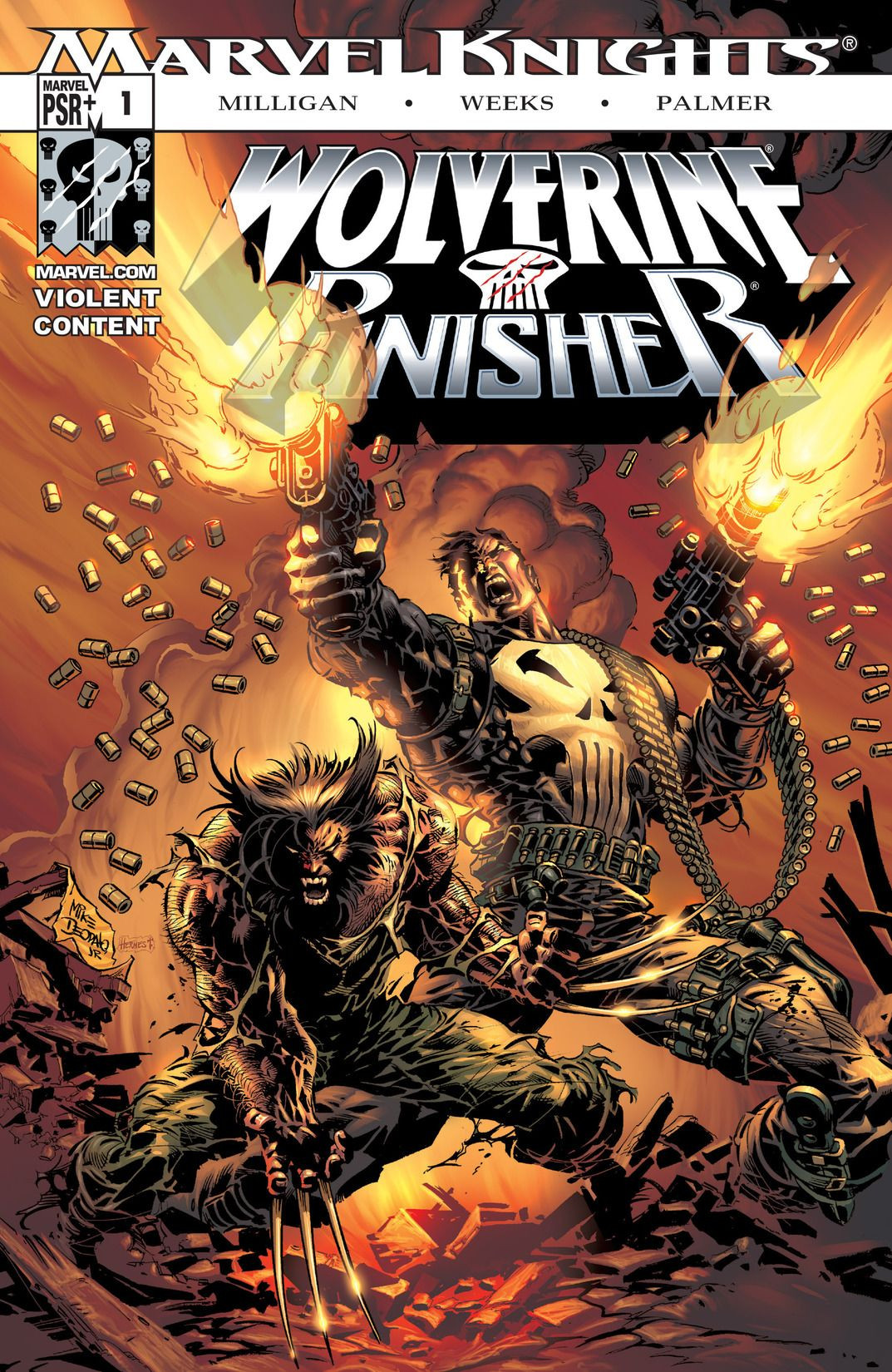 Wolverine/Punisher Vol 1