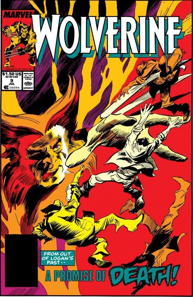 Wolverine Vol 2 9