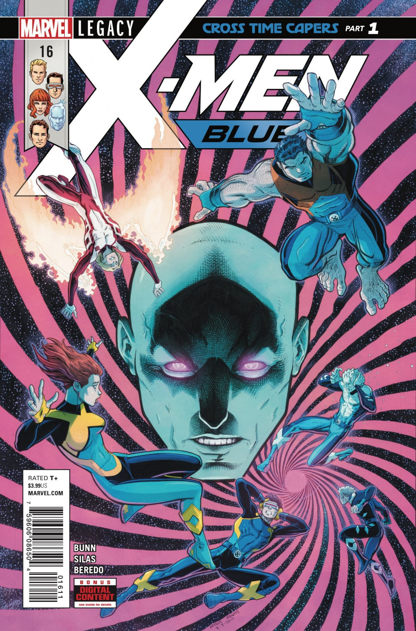 X-Men: Blue Vol 1 16