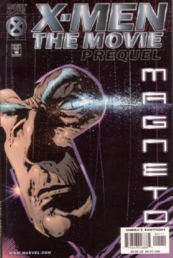 X-Men Movie Prequel: Magneto Vol 1 1