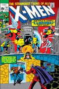 X-Men Vol 1 71