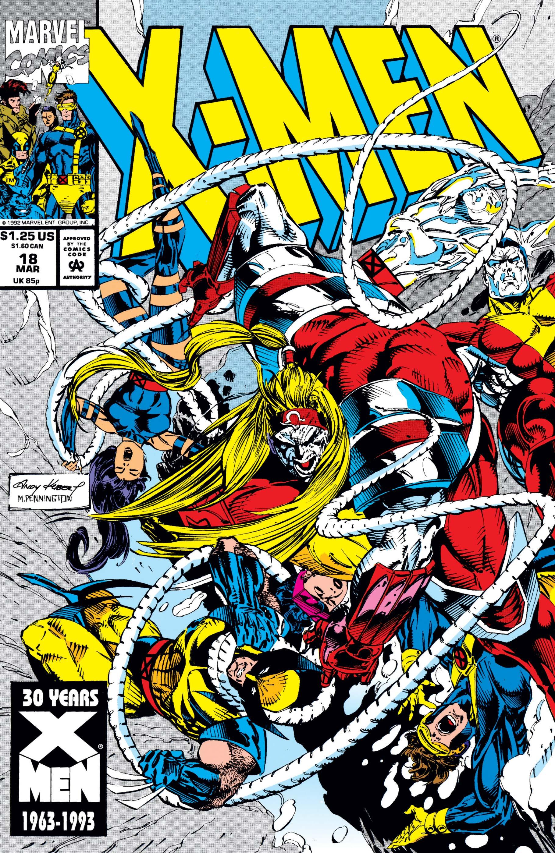 X-Men Vol 2 18