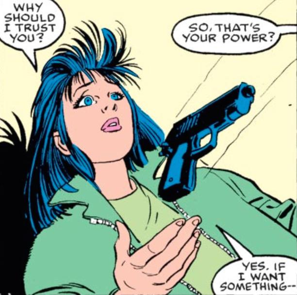Amanda Fallows (Earth-616)