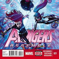 Avengers Assemble Vol 2 21