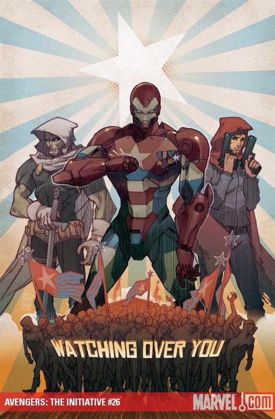 Avengers The Initiative Vol 1 26 Textless.jpg