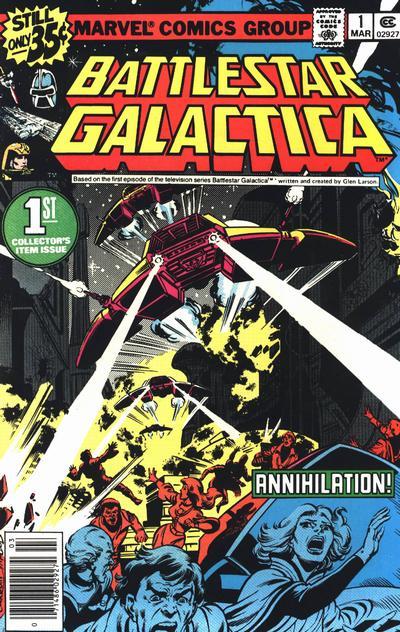 Battlestar Galactica Vol 1